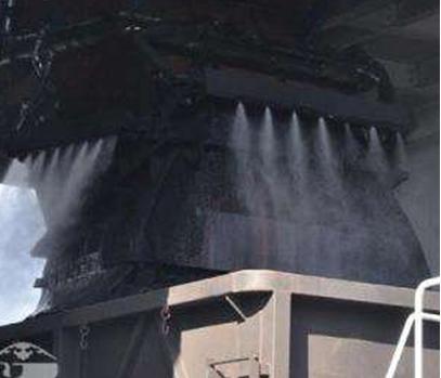建筑施工工地为什么要安装喷雾降尘系统?